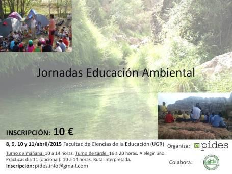 Jornadas Educación Ambiental